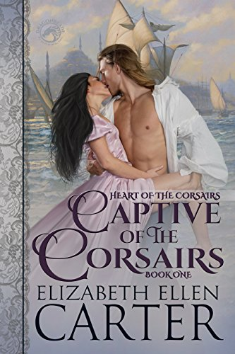Captive of the Corsairs (Heart of the Corsairs Book 1)