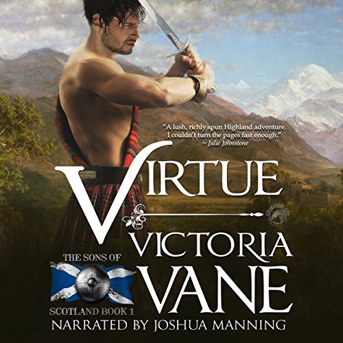 Virtue: Sons of Scotland – Audiobook