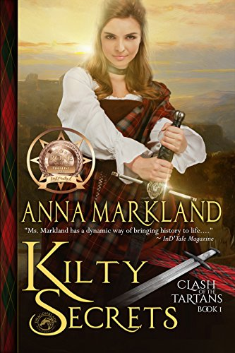 Kilty Secrets (Clash of the Tartans Book 1)