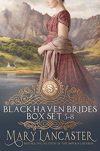 Blackhaven Brides: Books 5 – 8