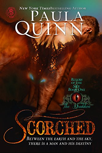Scorched (Rulers of the Sky Book 1)