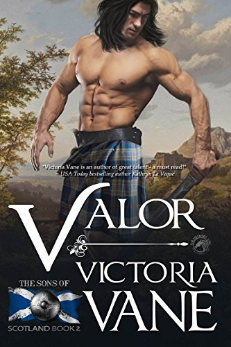 Valor (Sons of Scotland Book 2)