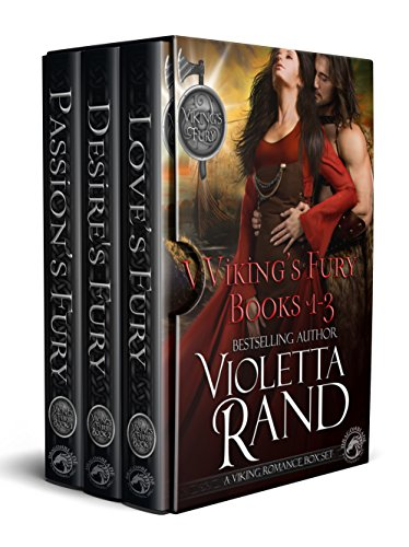 Viking's Fury Boxed Set: Books 1 – 3