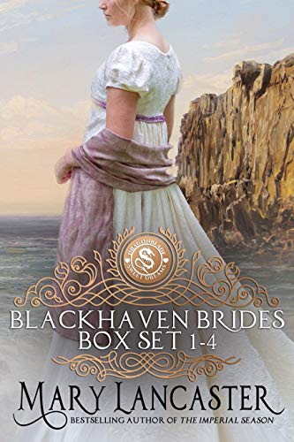 Blackhaven Brides: Books 1-4