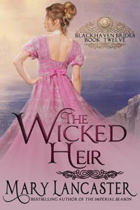 The Wicked Heir (Blackhaven Brides Book 12)