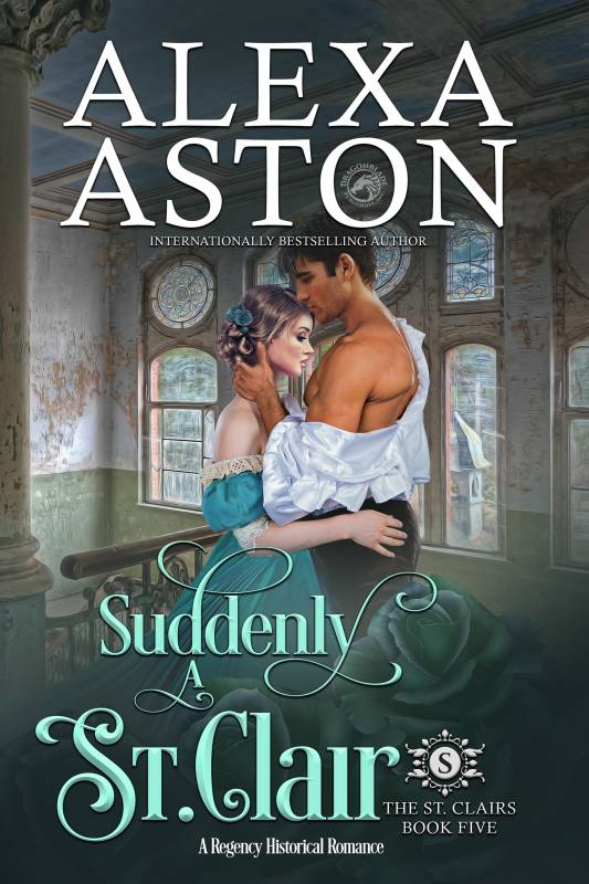 Suddenly a St. Clair ____(The St. Clairs Book 5)