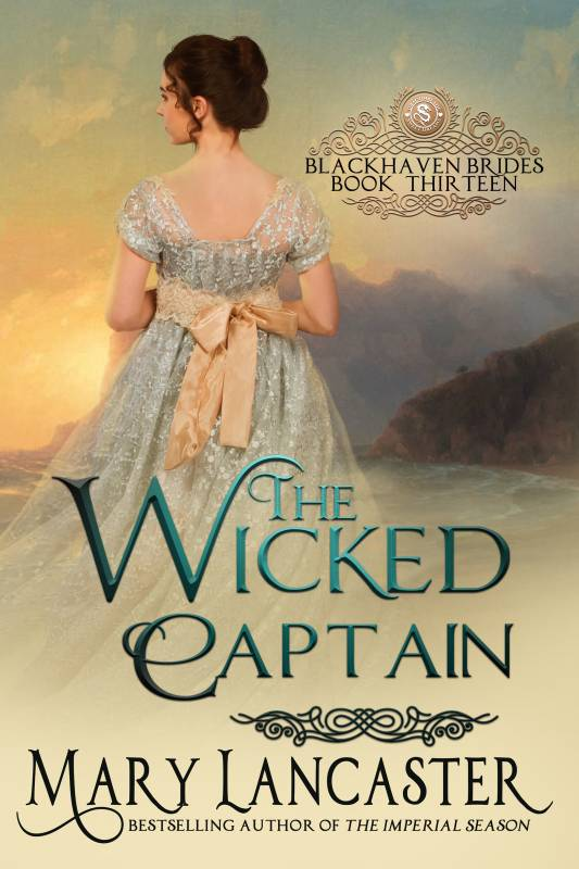 The Wicked Captain (Blackhaven Brides – Book 13)