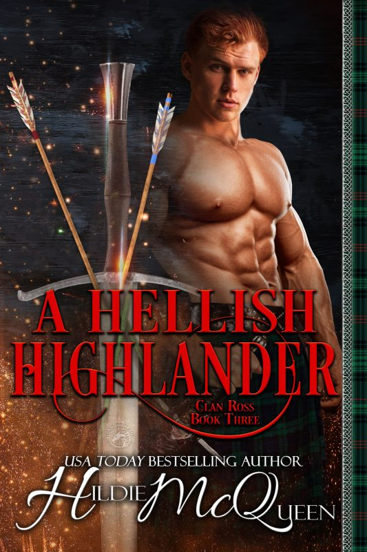 A Hellish Highlander ______(Clan Ross Book 3)