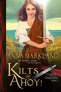 Kilts Ahoy! (Clash of the Tartans Book 6)