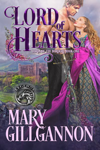 Lord of Hearts (Lords of the Borders Book 1)
