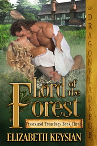 Lord of the Forest (Trysts and Treachery Book 3)