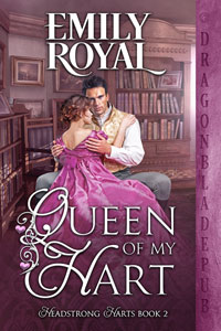 Queen of my Hart (Headstrong Harts Book 2)