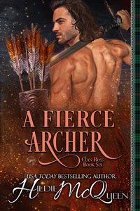 A Fierce Archer (Clan Ross Book 6)