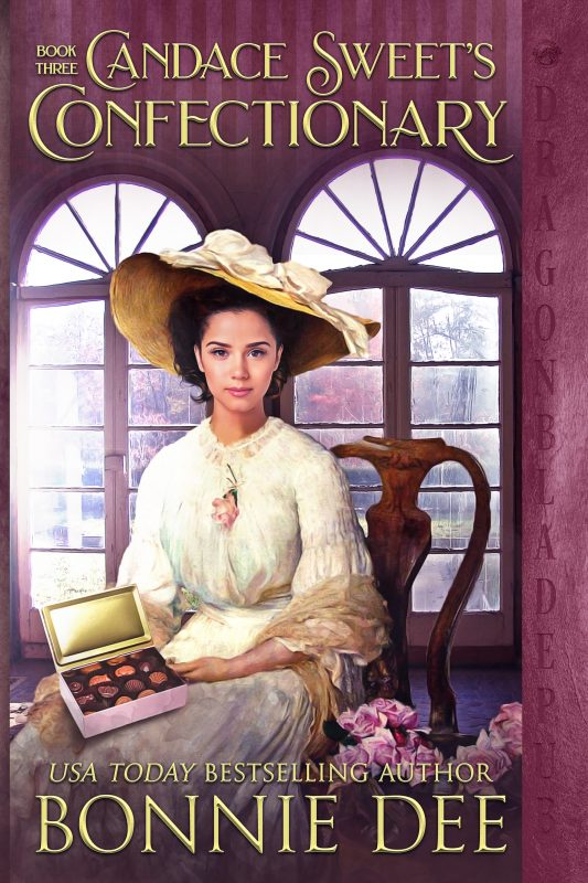 Candace Sweet's Confectionery (The Providence Street Shops Book 3)